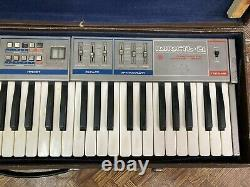 RARE VINTAGE ANALOG SYNTHESIZER JUNOST-21 USSR Russian