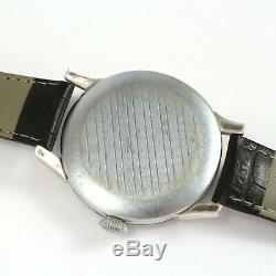 REGULATEUR MOLNIYA LARGE VINTAGE Soviet Russian USSR watch with pocket watch