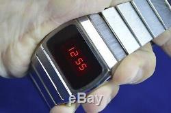 RRR FIRST SOVIET Russian WATCH version 4 ELEKTRONIKA 1! Digital LCD Electronika