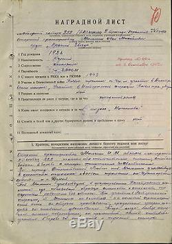 RUSSIAN SOVIET RUSSIA USSR ORDER Badge MEDAL NAHIMOV