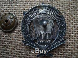 RUSSIAN SOVIET RUSSIA USSR ORDER MEDAL Badge Silver OGPU-NKVD KGB 1917-1927
