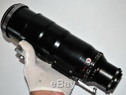 RUSSIAN USSR FS-12 WITH TAIR-3-PhS f4.5/300 LENS, PHOTOSNIPER SET, BOXED (5)