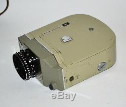 RUSSIAN USSR KRASNOGORSK-1 16mm MOVIE CAMERA + MIR-11 + VEGA-7 + VEGA-9 (2)