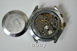 Raketa 24 Hours Vintage Watch Soviet Russian Wristwatch cal. 2623. H Mechanical