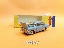 Rare Moskvitch 408 71 A1 Souvenir + Box Russian Ussr