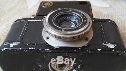 Rare USSR GOMZ Sport Camera Russian Soviet Camera With Case