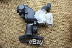 Rare early Soviet/Russian 1969 made PGO-7V optic sight