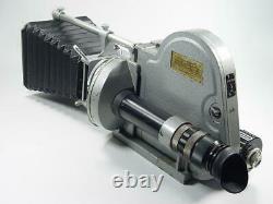 Rarity. First USSR 16mm reflex cine movie 16-SP. Russian Arriflex KMZ Zenit