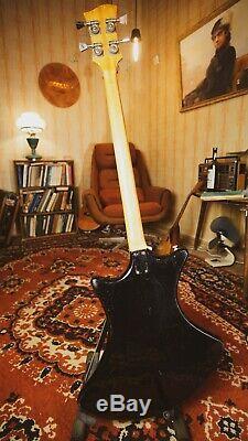 Roden Bass USSR Rare Vintage Guitar Soviet Russian