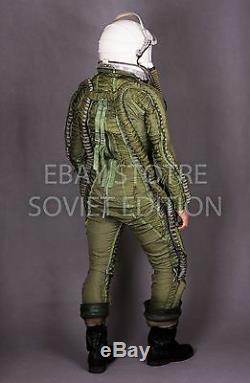 Russian Anti-G Suit Soviet Air Force Pilot uniform Mig VKK-6M size P3