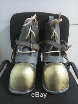 Russian Soviet Diving Boots. USSR MARITIME