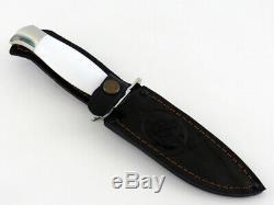 Russian Soviet Era NKVD Combat Knife Finka Premium Quality Forged Steel