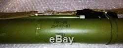 Russian Soviet RPG-26 Netto MMG Non functional for training USSR rocket launcher