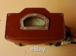 Russian Soviet USSR dosimeter Geiger Counter DP-5A Military
