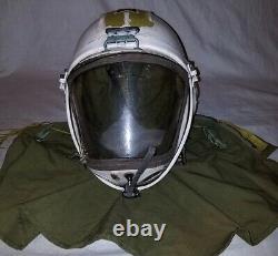 Russian Soviet pilot flight helmet Air Force GSH-4MS High Altitude Space