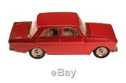 Russian Toy Car Moskvitch 412- A1 Vintage Rare 143 USSR Moskvich CCCP 1971s