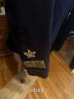 Russian Uniform Set Soviet Navy USSR VMF Admiral (Original)