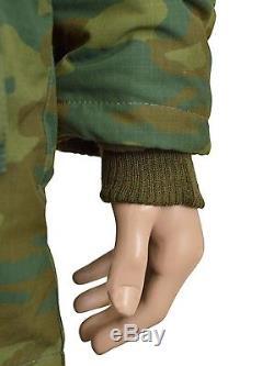 Russian camouflage VSR-98 Flora winter uniform suit Camo VKBO pants+jacket USSR