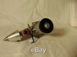Russian glow CSTKAM 2.5 cc. 15 Kr speed model engine uctkam soviet Rossi clon cl