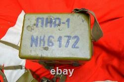 SOVIET RUSSIAN NIGHT VISION SAPPER + LAMP 1969-1989 Free Shipping