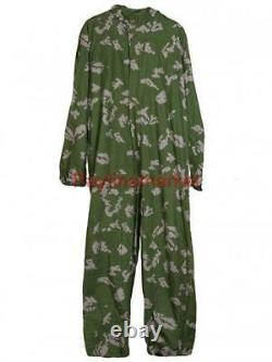 SOVIET Russian Army USSR BEREZKA VDV Musk Camouflage OVERALLS Suit Soldier Form
