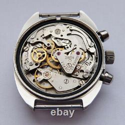 Shturmanskie 31659 Vintage USSR Russian Soviet watch Poljot Chronograph 5952