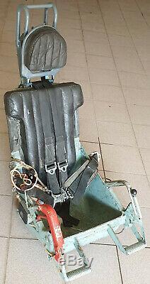 Soviet Russian Air Force Fighter Pilot Jet Aero L-29 & MiG-15 Ejection Seat KK-1