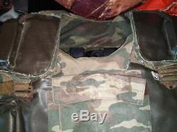 Soviet Russian Army 6b3-tm01 Armor Vest Cover, Afghanistan, Chechen Wars