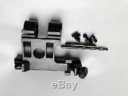 Soviet Russian Mosin 91/30 PU sniper scope, mount combo