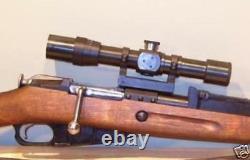 Soviet Russian Mosin Nagant 91/30 PE PEM Sniper Scope PE Scope plus lens cap