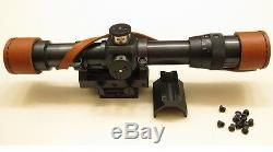 Soviet Russian Mosin nagant 91/30 PE PEM sniper scope and mount combo