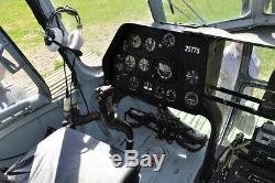 Soviet Russian Pilot Helicopter Mi-8 Hip Cockpit Cyclic Column Joy stick Grip