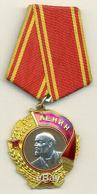 Soviet Russian USSR Order of Lenin