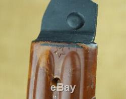 Soviet, Russian bayonet. 64. Non Matching. Very early production. Izhevsk