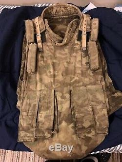 Soviet Russian bulletproof vest 6b5