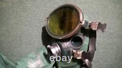 Soviet Russian diving drysuit GK-2 3 NOT USED. Full set