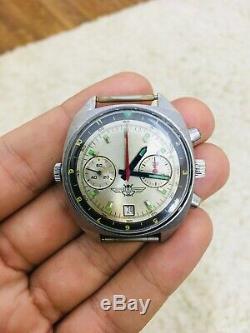 Sturmanskie, 3133, watch Poljot, USSR chronograph, Vintage, Russian Soviet