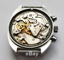 Sturmanskie Vintage USSR Russian Soviet watch Poljot Chronograph 31659 21018