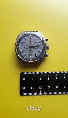 Sturmanskie Vintage USSR Russian Soviet watch Poljot Chronograph 31659 72825