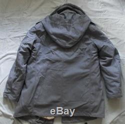 USSR Army Russian winter military suit Coat, pants/ Fur Lambskin Size 52-56