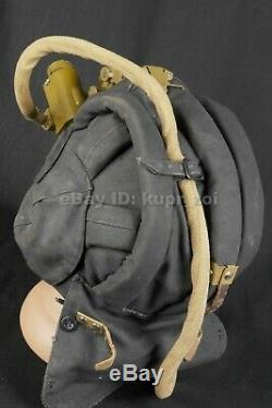 USSR Tankman Forces Helmet Size 58-60 with night vision Russian Soviet Cap WOT