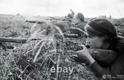 Unq Soviet 1940 Early Pu Scope (svt Tube) Mosin Nagant Sniper Rifle Russian Army