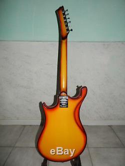 Ural 650 USSR Rare Vintage Electric Guitar Soviet Russian