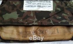 Ussr Russian Nii Stali Bulletproof Body Armour 6b5-15 Uley Rarest Camo Pattern