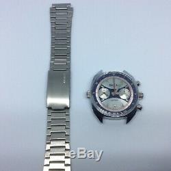 Ussr Soviet Russian Military Poljot 3133 Okean Chronograph Sturmanskie
