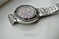 VOSTOK AMPHIBIA Antimagnetic AUTOMATIC Russian Soviet Vintage watch