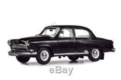 VVM Vvm1807 118 Gaz 21p Volga (ussr Russian Car) 1966 Black Limited 504 Pcs