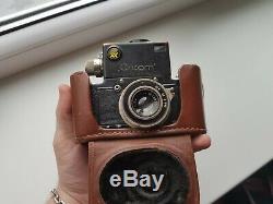 Vintage 1930's GOMZ USSR Rare Soviet Russian camera SPORT