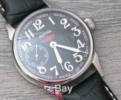 Vintage Molniya Molnija Soviet Russian USSR Watch Mechanical Wrist Original Men
