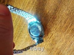 Vintage Pulsar Elektronika 1 First Russian USSR Digital Red LED Wrist Watch 1978